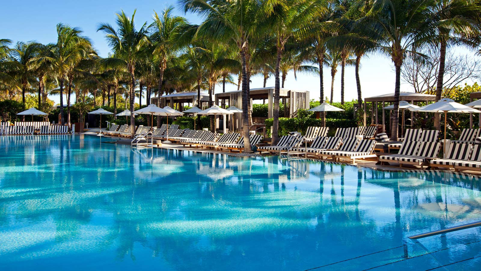 Marvelous Pool At W South Beach