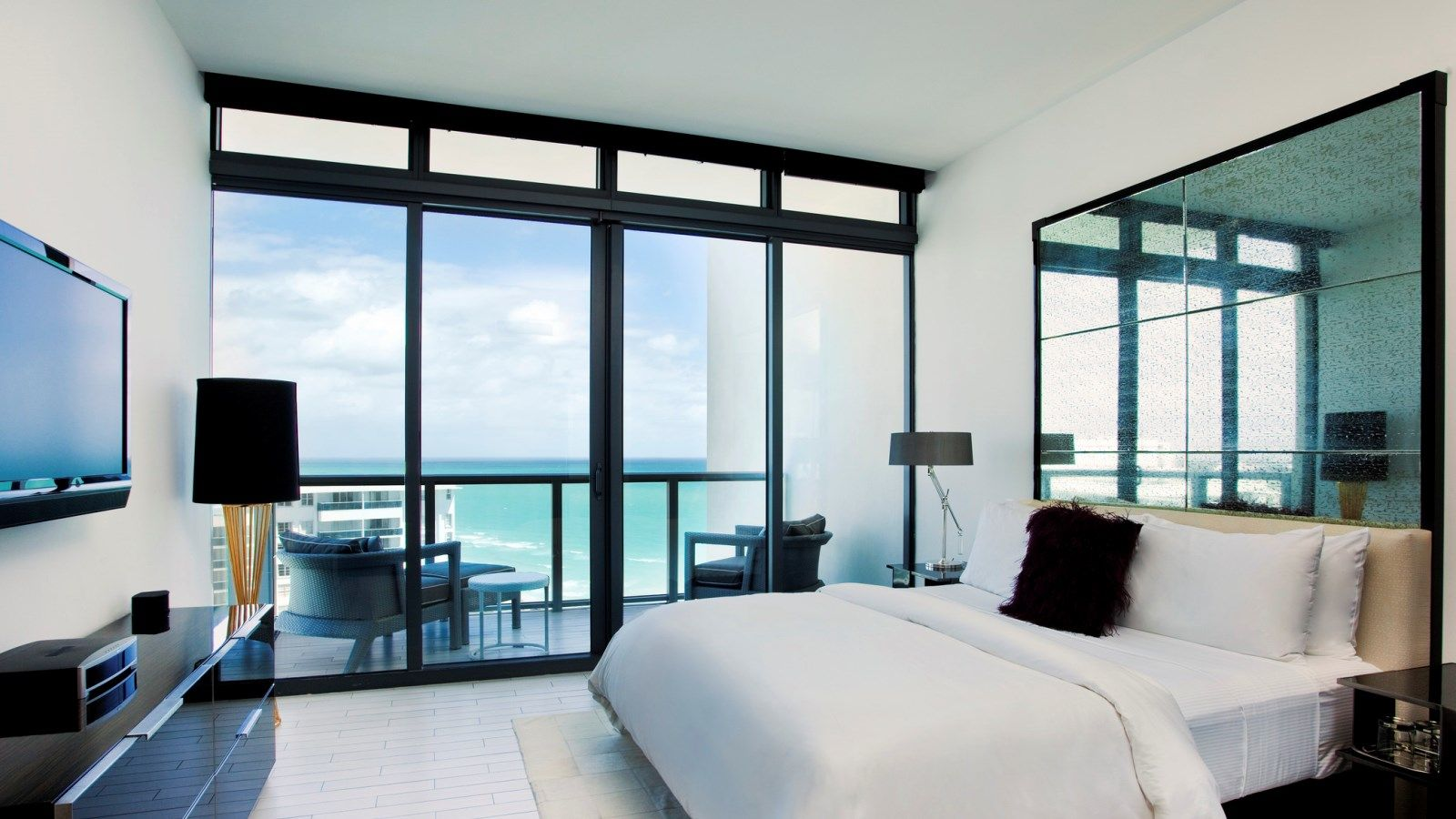 Miami oceanfront hotels w south beach - 2 bedroom hotel suites in miami south beach ...